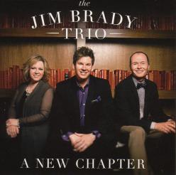 Jim Brady Trio - A New Chapter